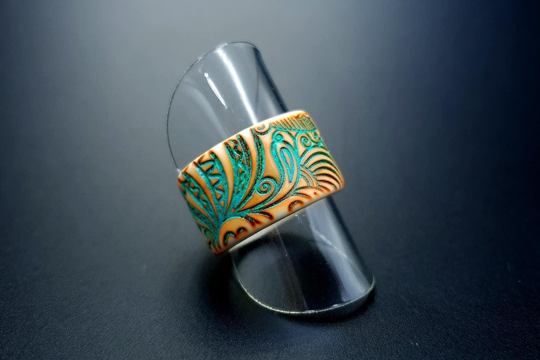 """""""Ancient Incas"""" Ring"""