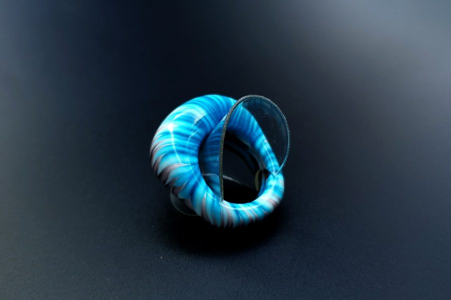 Blue Flame Ring 04