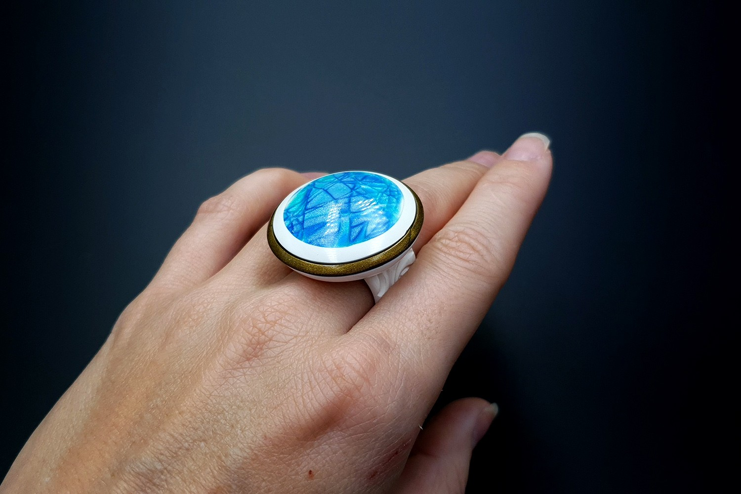 """""""Pure Energy"""" Ring"""