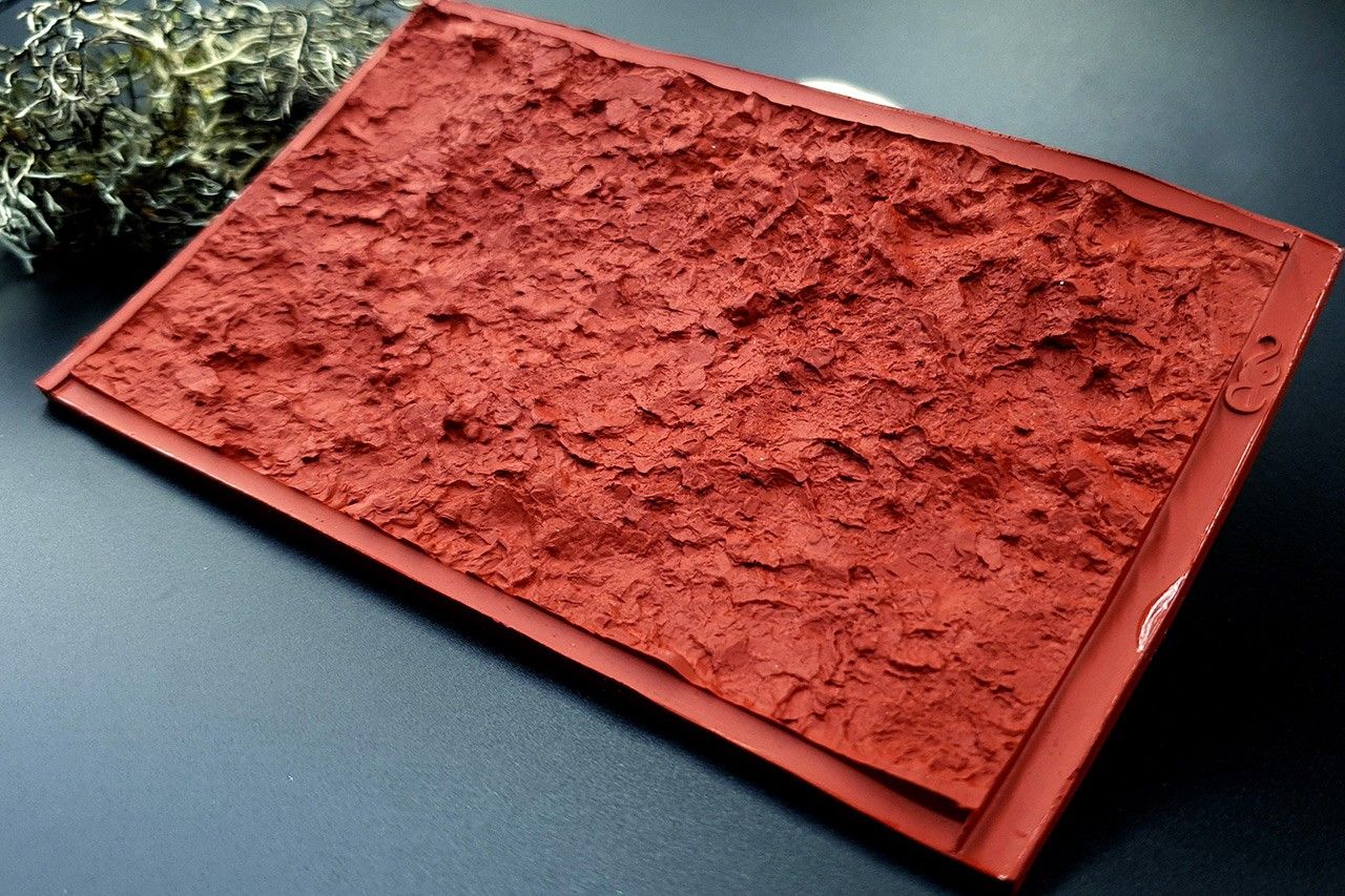 Silicone Texture Mountain Rock #1 – 70x125mm