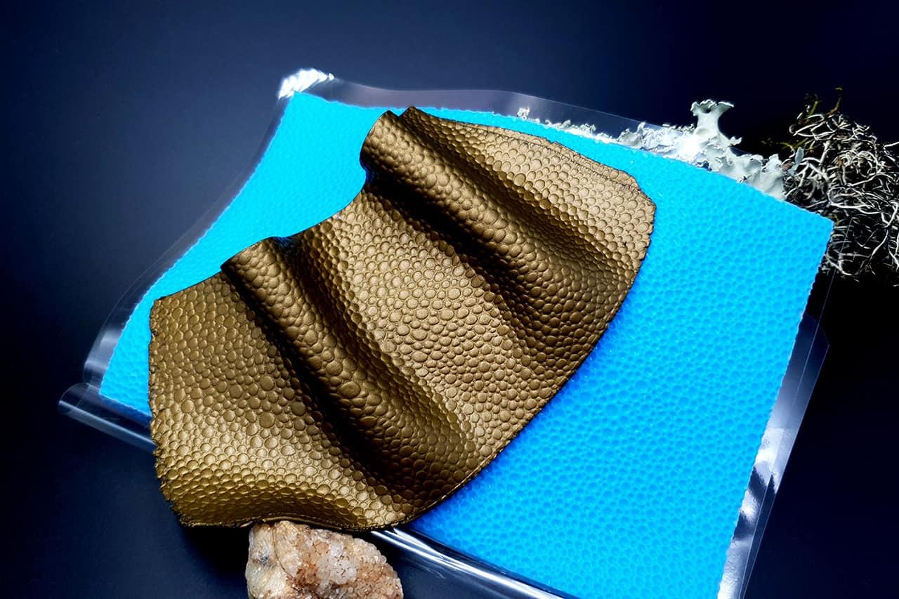 Stingray Skin #3 Pattern Silicone Texture – 180x120mm