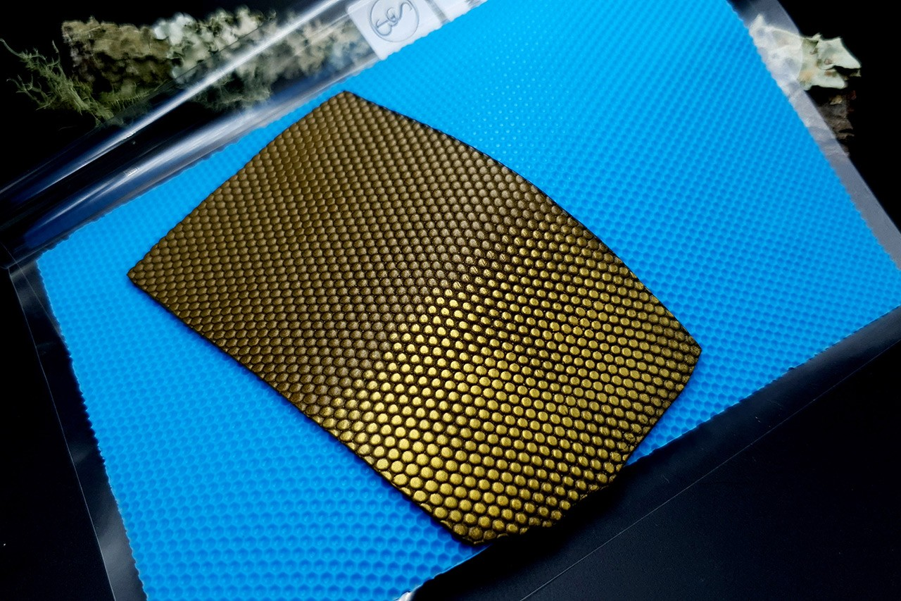 Micro Dots Silicone Texture – 180x120mm