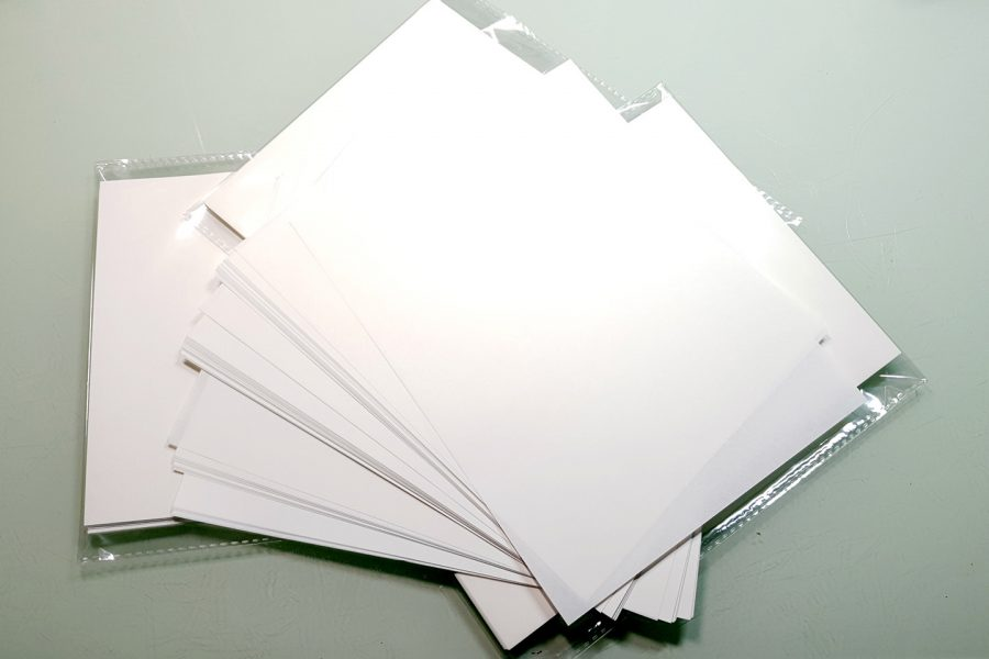 Deli Paper Sheets (50Pcs) for Polymer Clay