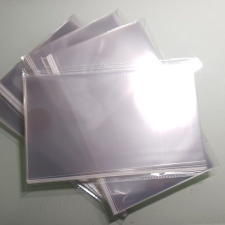 Thick OPP Plastic Bags (25Pcs) for Storage of Polymer Clay