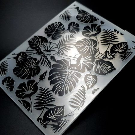 Exotic Leaves (14.5×10.5)