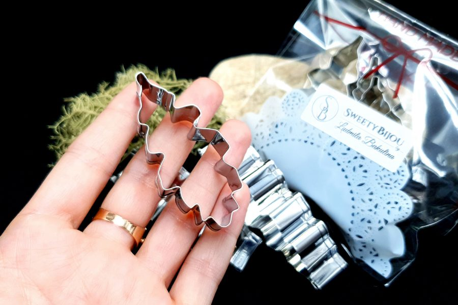 Stainless Steel Jewelry Leafs Shapes Cutters