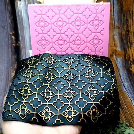 Moroccan Style Lace – 115x174mm