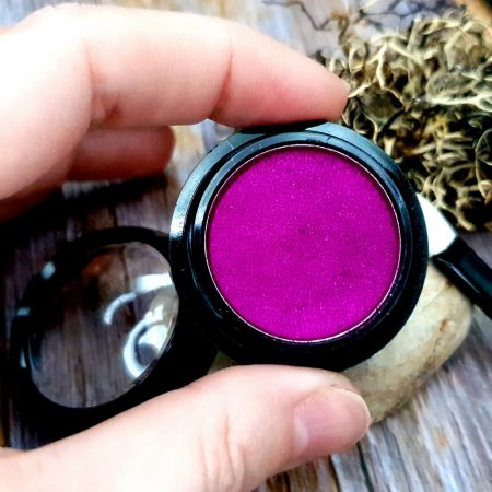 """Solid Pigment Powder """"Magenta"""" with Metal and Chrome Effect"""