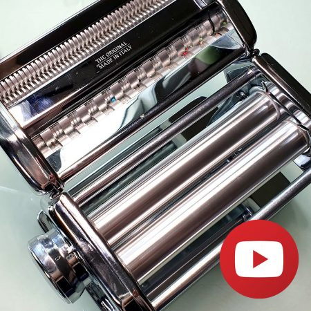 How to clean your pasta machine
