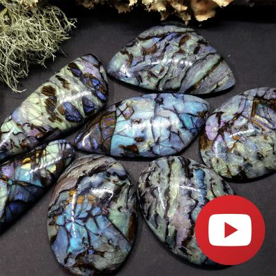 How to make realistic faux boulder opal